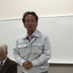 白石英昭会長あいさつ